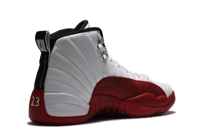 "130690-133,AJ12 130690-133AJ12 终于来了!Air Jordan 12 ""Cherry"" 发售信息曝光"