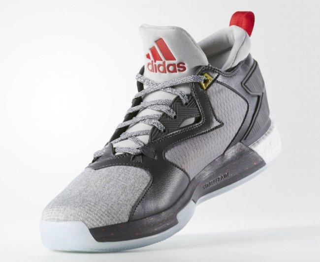 "AQ7413,D Lillard 2,adidas AQ7413 全新面料,adidas D Lillard 2 Boost ""Grey"" 即将发售"