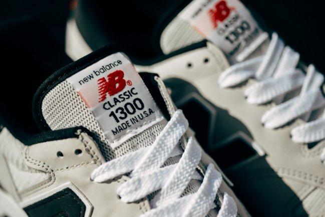 "New Balance 1300,NB1300 NB1300鞋皇 美产 New Balance 1300 ""Beige"" 简约时尚新配色"