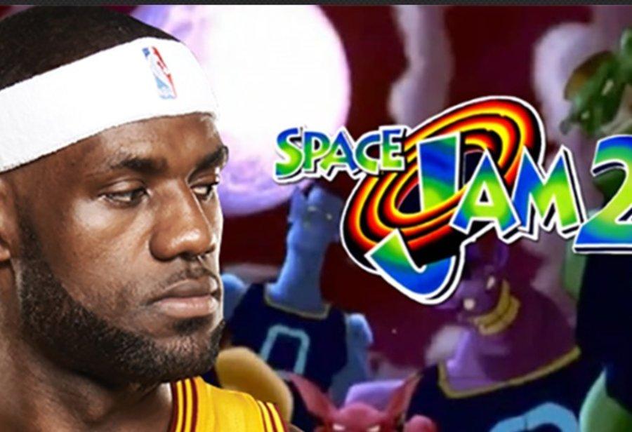 Space Jam,詹姆斯,NBA  乔丹钦点接班人落选,勒布朗确定主演《空中大灌篮 2》