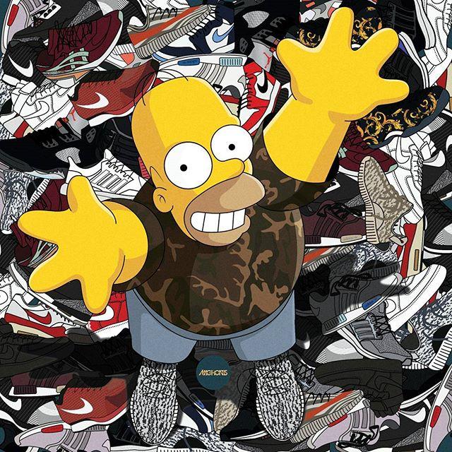 sneaker wallpaper iphone 5