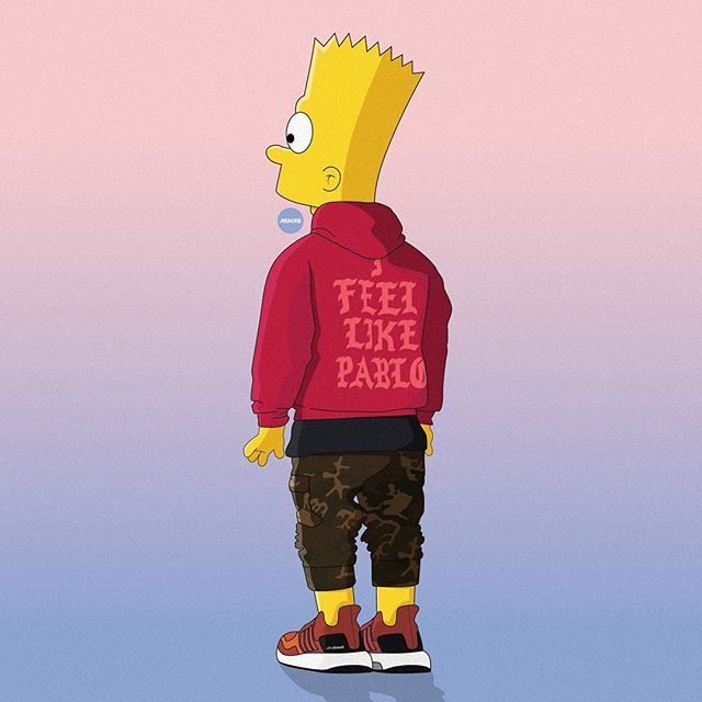 32591 as well Supreme Poster as well Apeshitjdm additionally Bart Simpson Supreme Rick Owens furthermore Odd Future Iphone Wallpaper Hd. on bape simpsons wallpaper cartoon