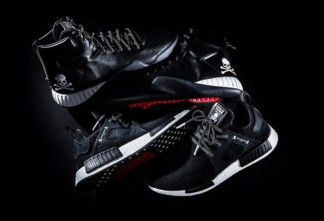 adidas,NMD,mastermind JAPAN  暗黑将至!MMJ x adidas Originals 联名系列抢先预览