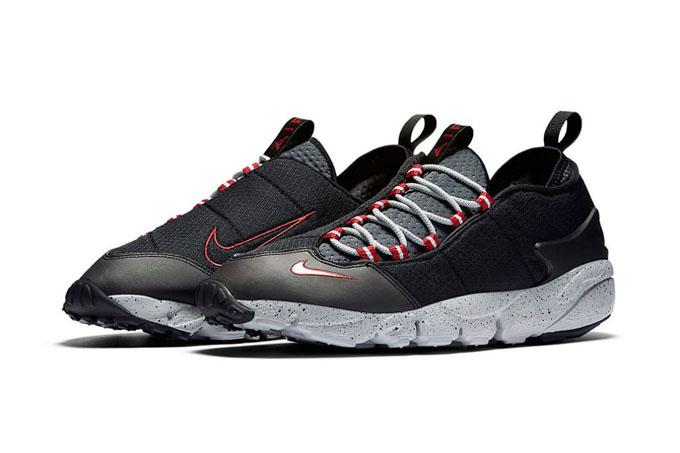 Nike,Air Footscape Motion  泼墨新装扮! Nike Air Footscape Motion 新色预览