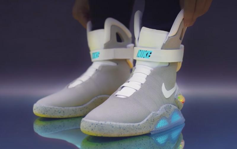 购买nike air mag 的正确姿势!仅 89 双的未来之鞋!
