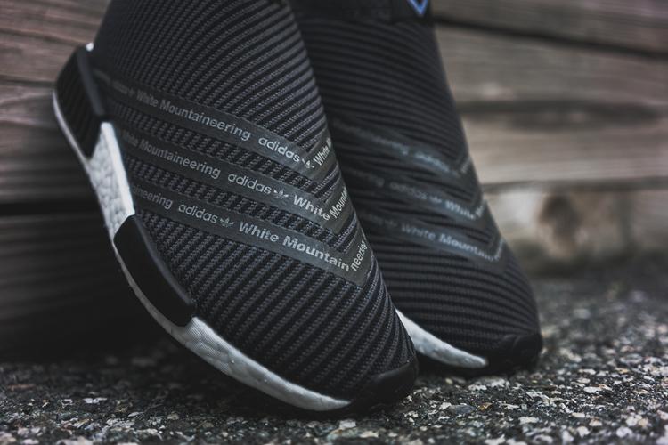 adidas,NMD City Sock,White Mou  个性彰显!White Mountaineering x NMD City Sock 现已发售