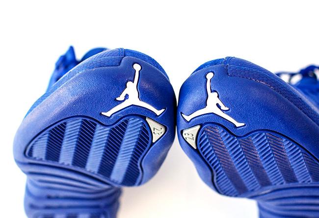 """130690-400,AJ12,Air Jordan 12 130690-400AJ12 别忘了这双蓝麂皮 Air Jordan 12 """"Blue Suede""""!"""