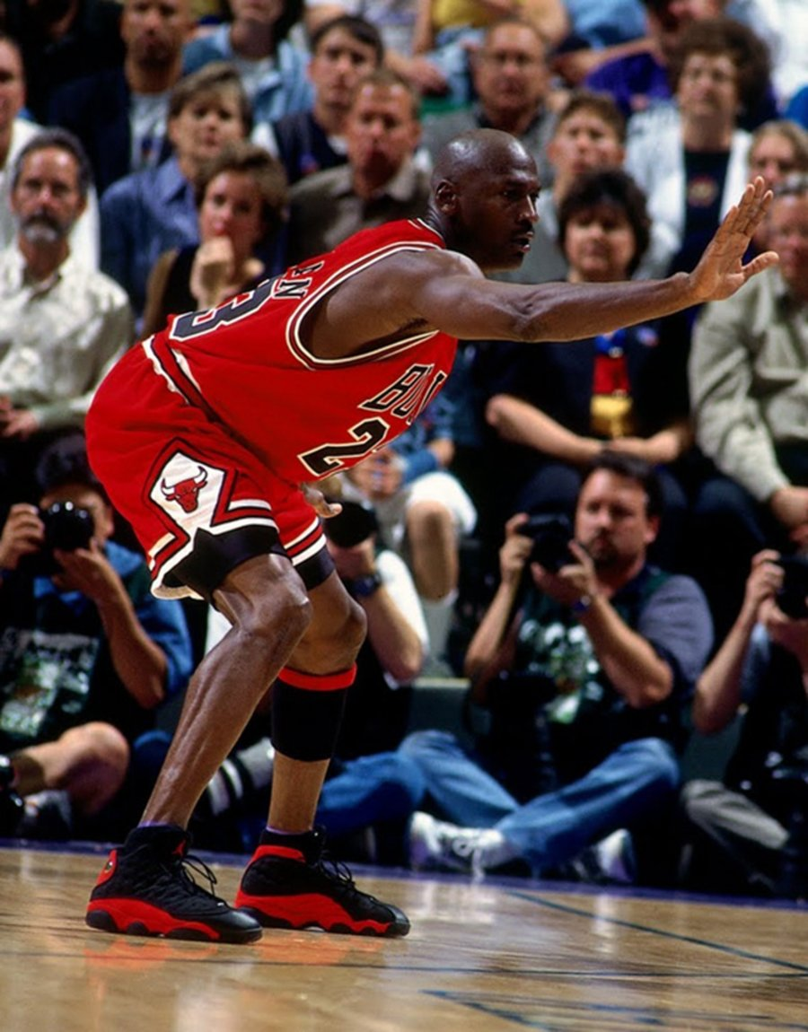 AJ13,Air Jordan 13  乔丹年幼遭吐槽?!AJ13 的设计灵感你知道么