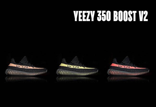 adidas,Yeezy,350 V2,BY9612,BY1  注意了!Yeezy 350 Boost V2 全球线下发售店铺信息
