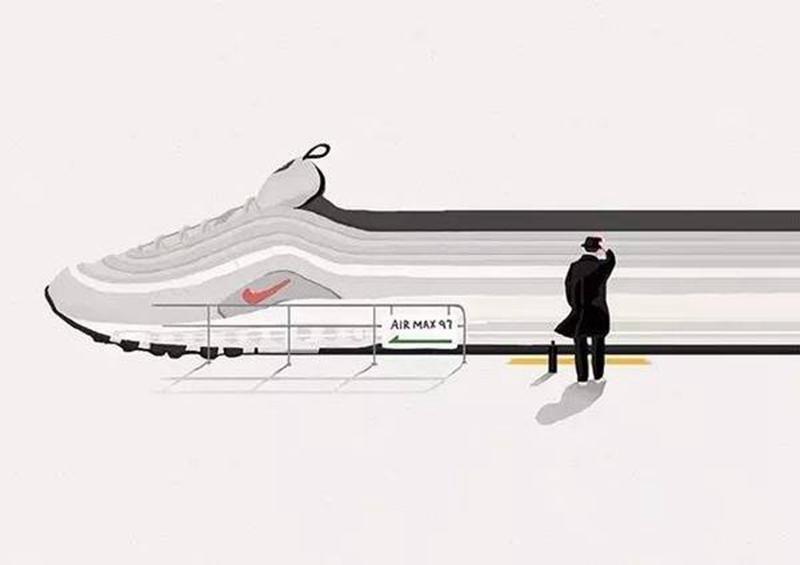 Nike,Air Max 97,银子弹,Silver Bul  市价破 3 千!「25 周年」银子弹 Air Max 97 要来了!