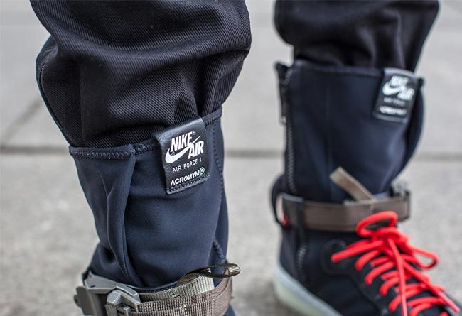 Nike,ACRONYM,Air Force 1  错过了 SF-AF1,你绝对不想再错过这双鞋!