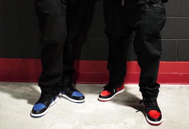 球鞋上脚,明星上脚  海外明星本周球鞋上脚精选 12.26