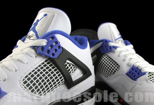 "308497-117,AJ4,Air Jordan 4 308497-117AJ4 曾经的天价!Air Jordan 4 ""Motorsports"" 发售日期确定"