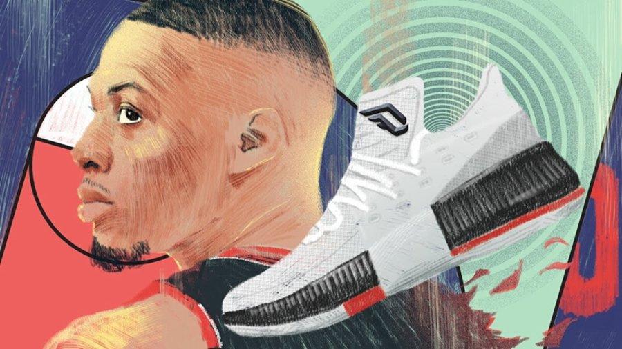 "Dame 3,adidas,BB8272,BB8268  ""价""好""量""又足!这无疑是近期最值得入手的实战球鞋"