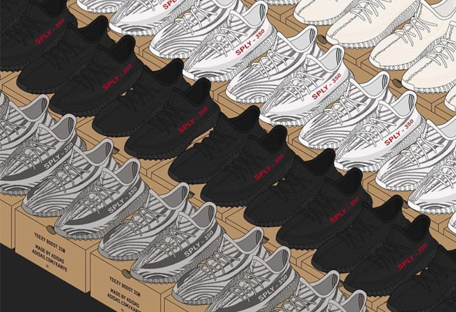 Buy Women Yeezy boost 350 bb5350 Cheap Price Discount Restock
