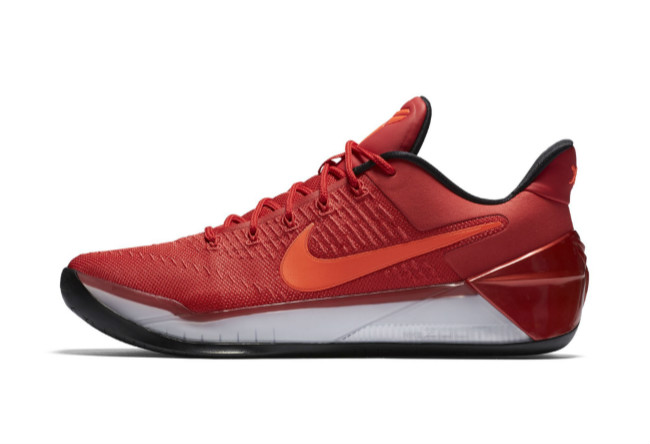 "Nike,Kobe AD  喜逢新春!Kobe A.D. ""University Red"" 将于本月发售"