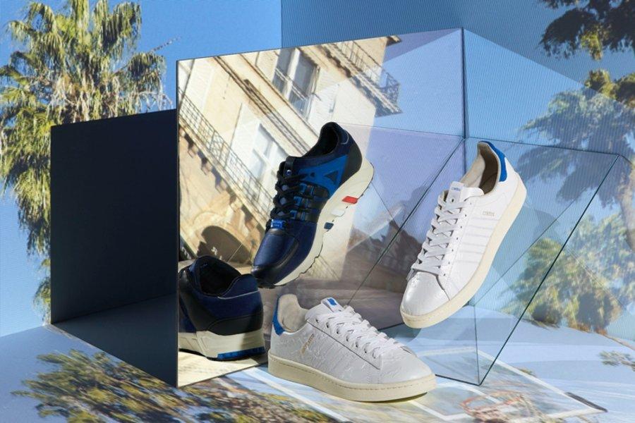 adidas,Undefeated,Campus 80s,E  超规格联名!adidas 三方合作系列今年将会频繁登场