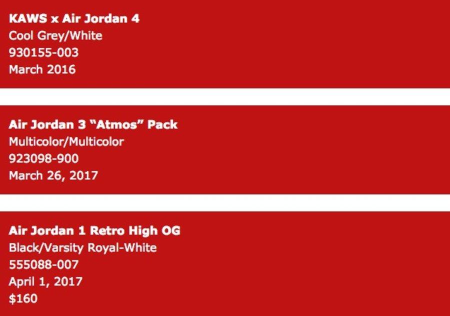 AJ,Air Jordan  一份关于今年夏天 Air Jordan 的剁手指南!