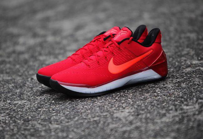 Kobe,Nike,852425-608  周五上架!鲜艳色彩首次注入 Kobe A.D.