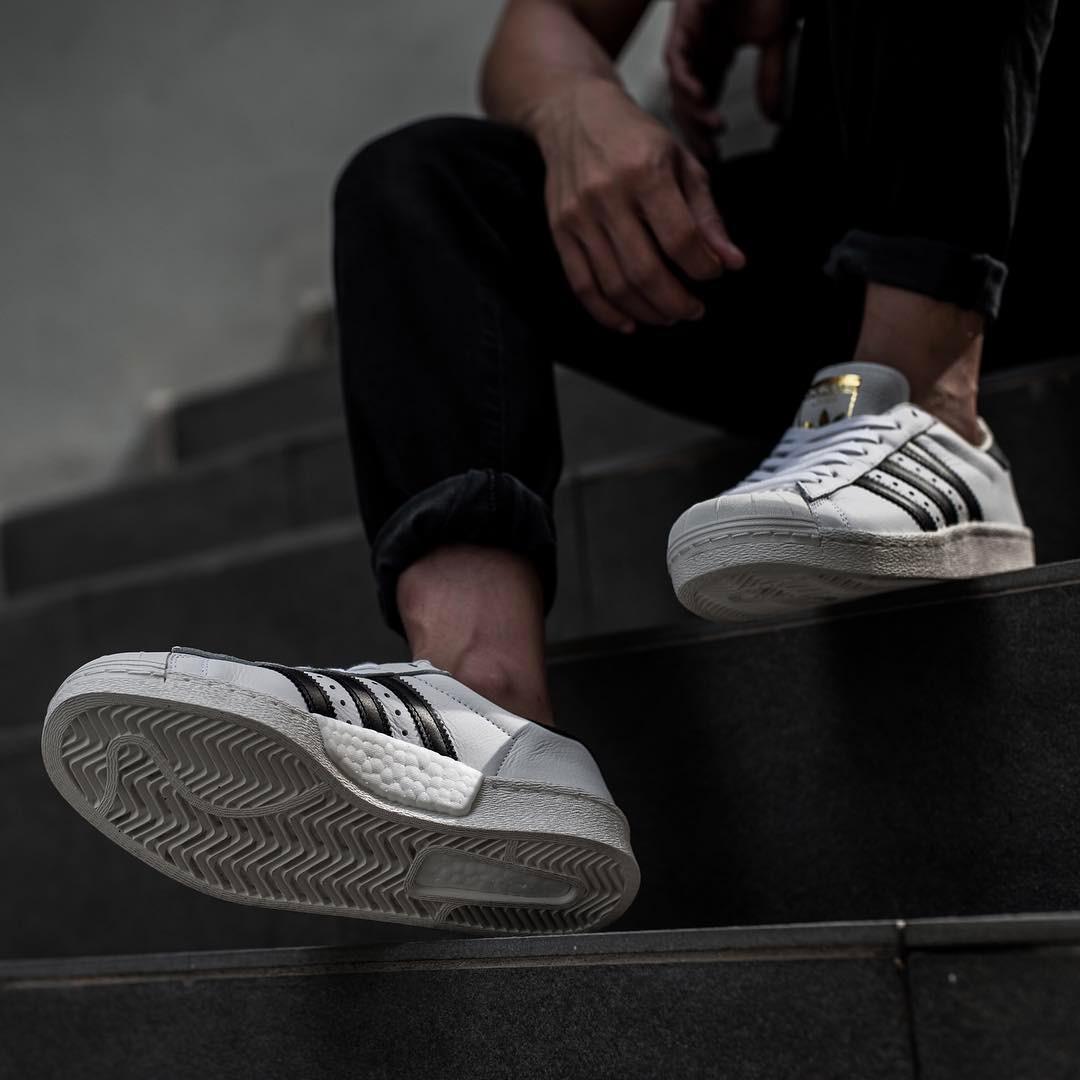 Superstar Boost,Superstar,adid BB0188 可以买了!带 Boost 的 adidas Superstar 贝壳头已上架