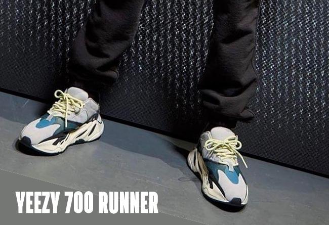 Yeezy 700 Runner,Yeezy Runner  传言名称为 Yeezy 700 Runner!侃爷新鞋正式亮相