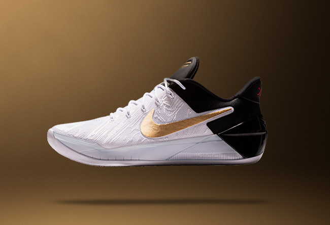 Kobe AD,Nike  Kobe AD 也有 BHM 黑人月配色!不过限量又限时!