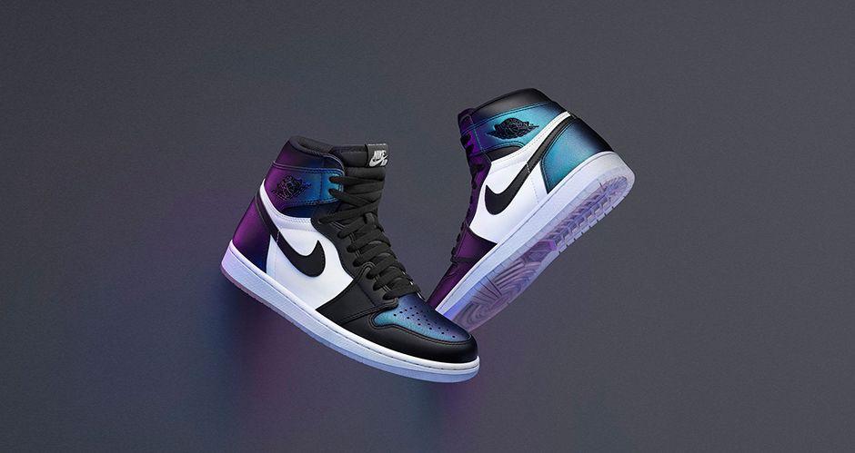 """907958-015,AJ1,Air Jordan 1 907958-015AJ1 集齐全明星战靴!陈建州上脚 Air Jordan 1 OG """"All-Star"""""""