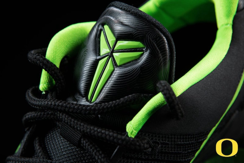 Nike,Kobe A.D.  O 记出品!Nike Kobe A.D. 俄勒冈鸭队 PE 欣赏