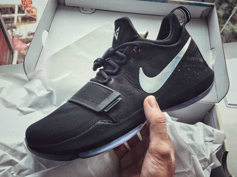 "Nike,PG 1,911083-099  保罗乔治的首发 Nike PG 1 ""Pre-Heat"" 下周发售!"