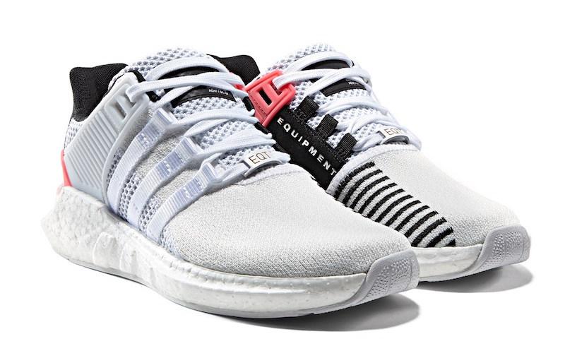 adidas,EQT Support 93/17  这次不要错过!EQT Support 93/17 白色即将发售