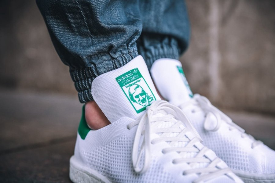 adidas,Stan Smith Boost Primek  绿尾再升级!Primeknit 版 Stan Smith Boost 即将发售