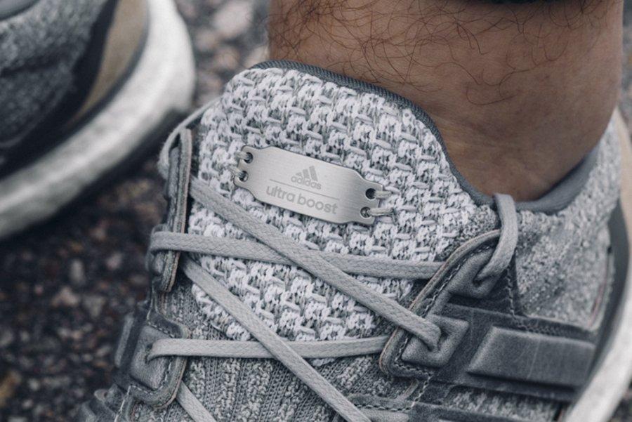 adidas,Ultra Boost LTD  全新细节变化!Ultra Boost LTD 别注版本即将发售!