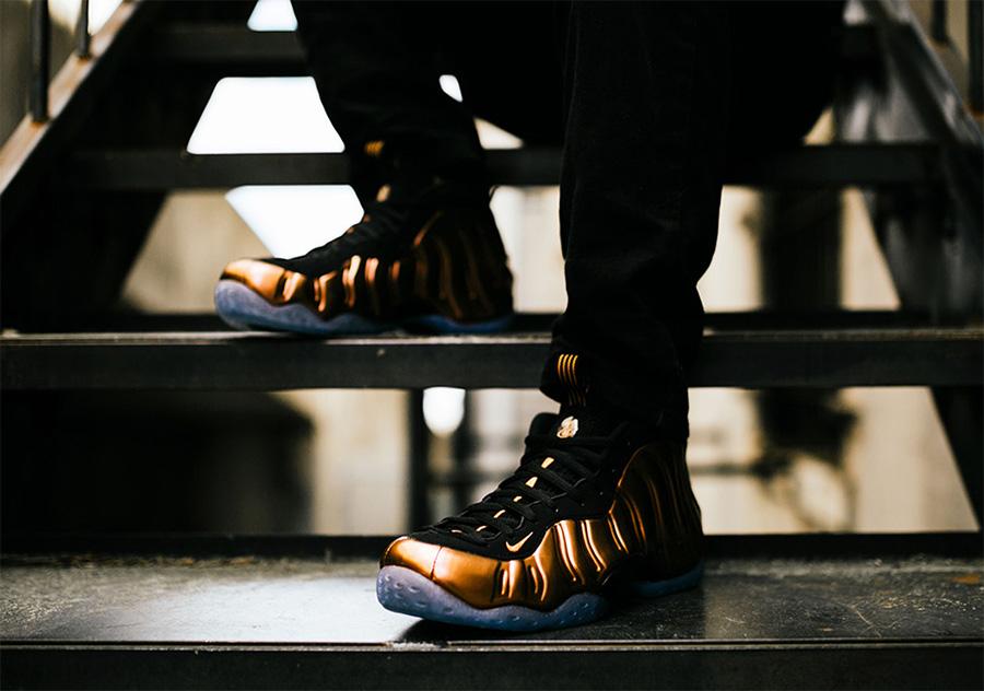 Nike,Air Foamposite One,314996  官网链接释出!期盼已久的铜喷明早 9 点上架