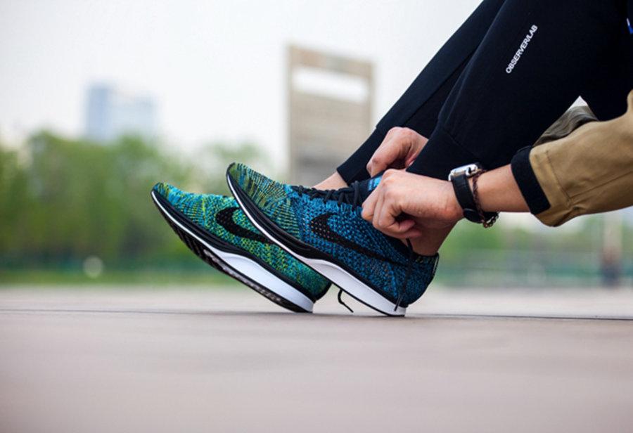 Nike,Flyknit Racer  夏日神器!论透气,没有鞋能比的过它!