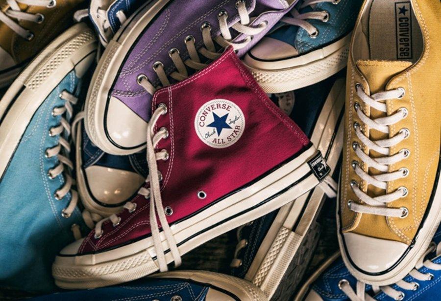 Converse,1970s,Chuck Taylor Al  经典又时尚!Converse All Star '70 本周登陆 HBX 网上店铺
