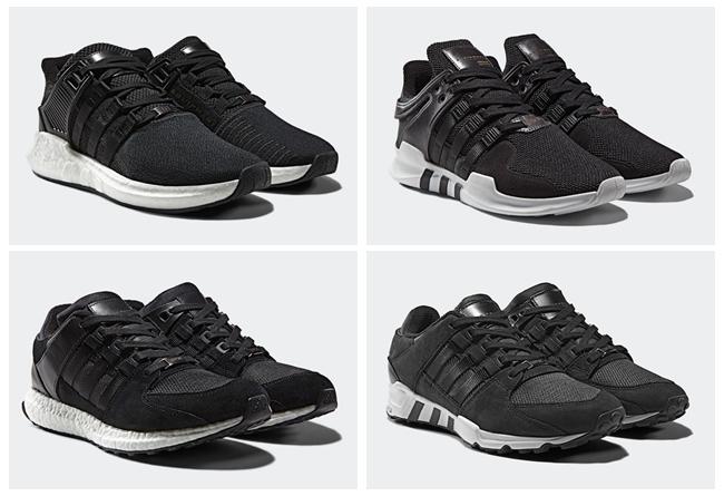 adidas,EQT Support 93/17  就在月底!这个脚感逆天的 EQT 93/17 迎来全新配色登场