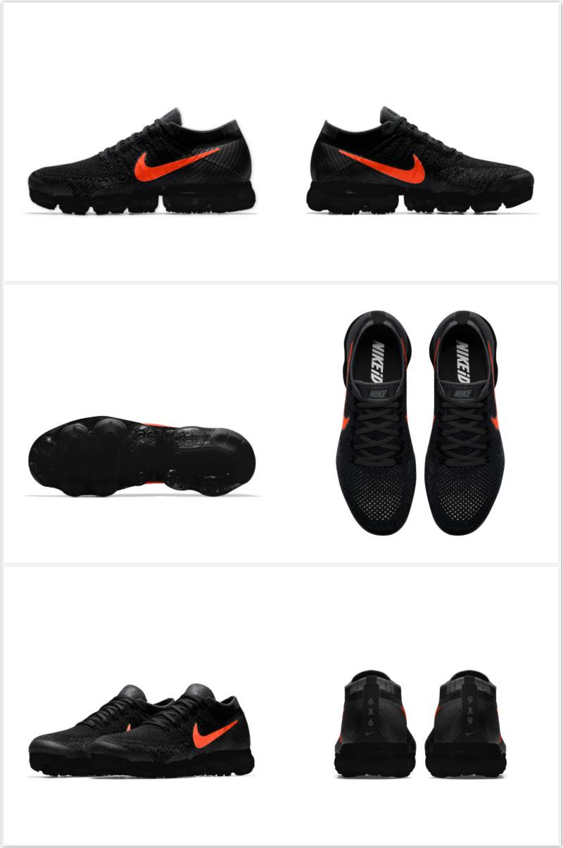 NIKEiD,Air VaporMax  NIKEiD 开启!小编定制了一双 VLONE x Nike VaporMax!