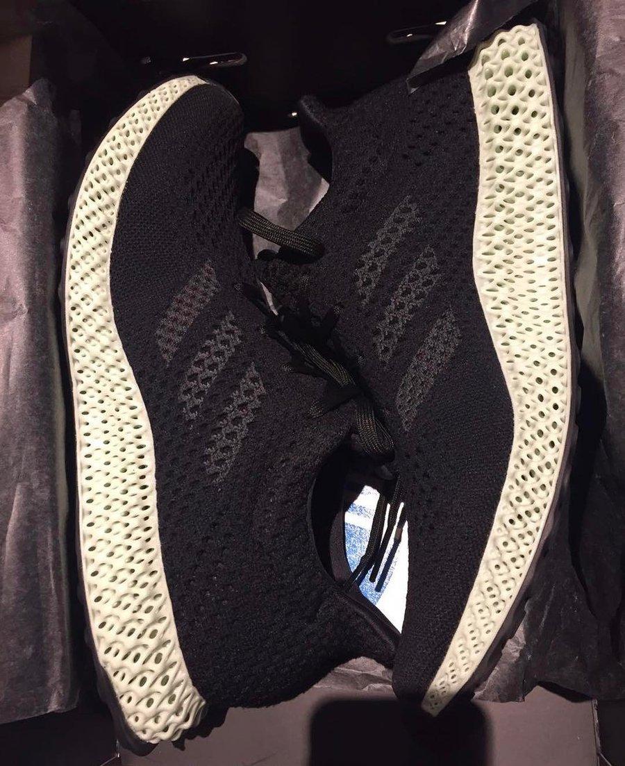 adidas, Futurecraft 4D  余文乐网晒 adidas 4D 打印球鞋!有望年底进行市售!