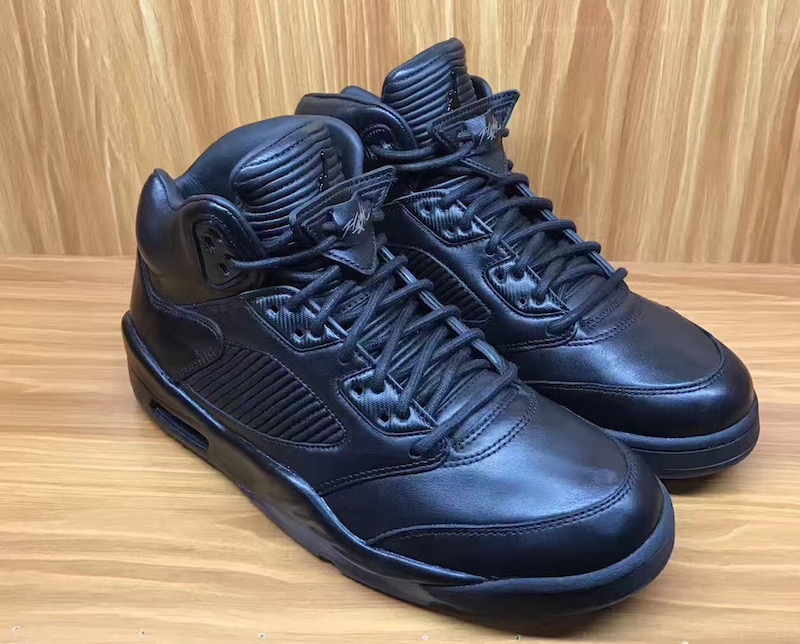 AJ5,Air Jordan 5  鞋面碳纤维纹路!奢华版 Air Jordan 5 将于 7 月发售
