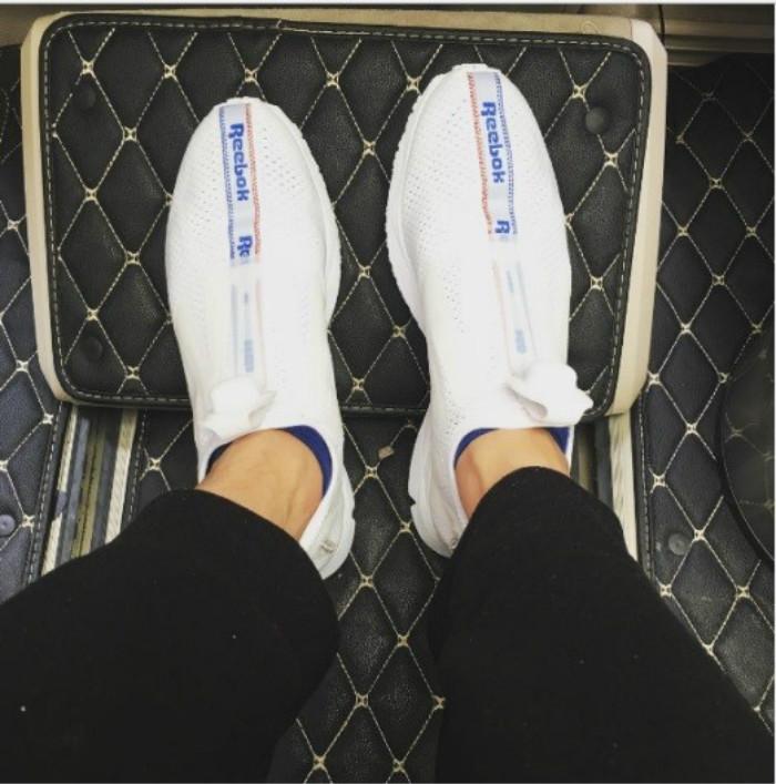 Reebok,陈伟霆  人气男星陈伟霆签约 Reebok!将会带来哪些球鞋上脚?