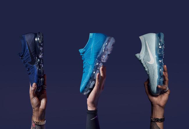 "VaporMax,Nike  6 月发售!Nike Air VaporMax ""白天黑夜"" 系列正式发布"