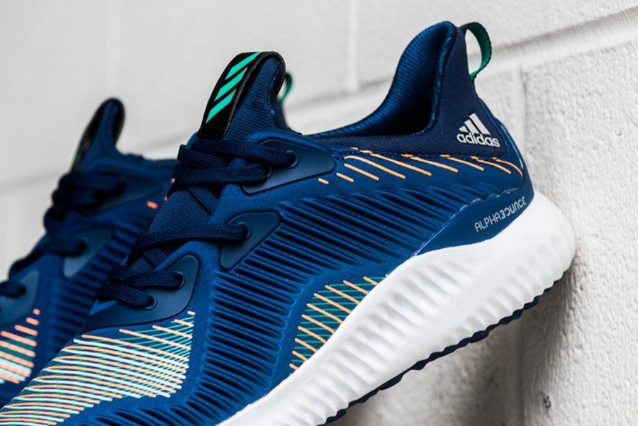 adidas,AlphaBOUNCE Haptic,Myst  鞋面升级!全新 adidas AlphaBOUNCE Haptic 现已发售