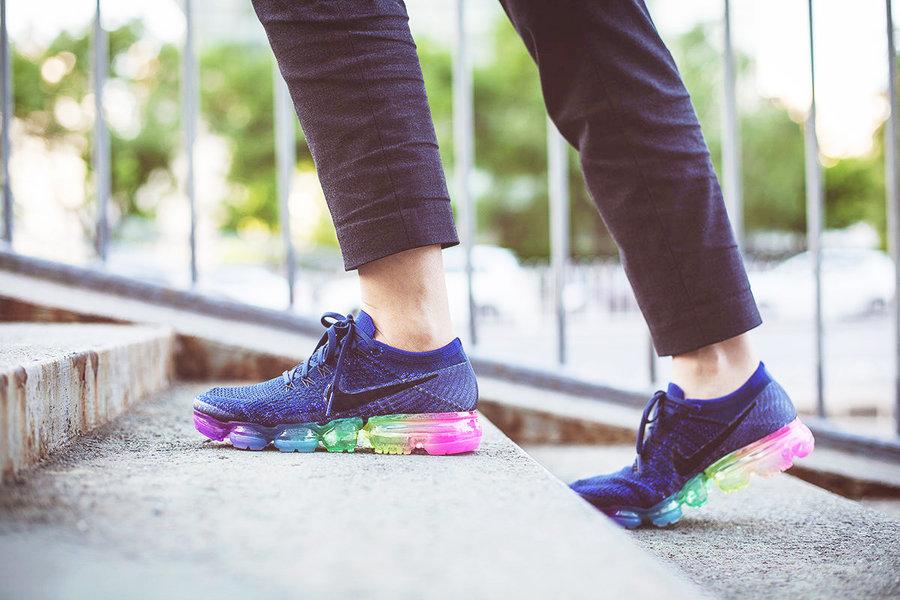 883274-400,VaporMax,Nike 883274-400 近期最让人怦然心动的新鞋,绝对就是它了!