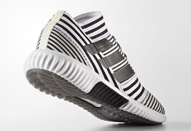 adidas,Nemeziz,BB3659  又见斑马!adidas 这双全新袜子鞋现已发售