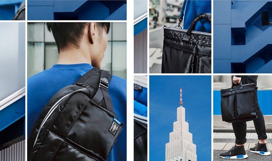 Helmet Bag,adidas,NMD C1,PORTE  下周登场!全新 adidas Originals by PORTER 发售方式释出