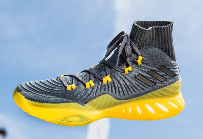 adidas,Crazy Explosive 17  性能与颜值全面提升!adidas Crazy Explosive 17 正式发布