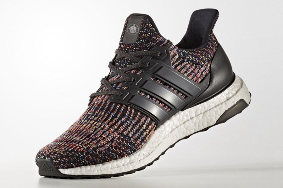 "adidas,Ultra Boost,Multicolor  多彩编织!adidas Ultra Boost 3.0 ""Multicolor"" 即将登场!"