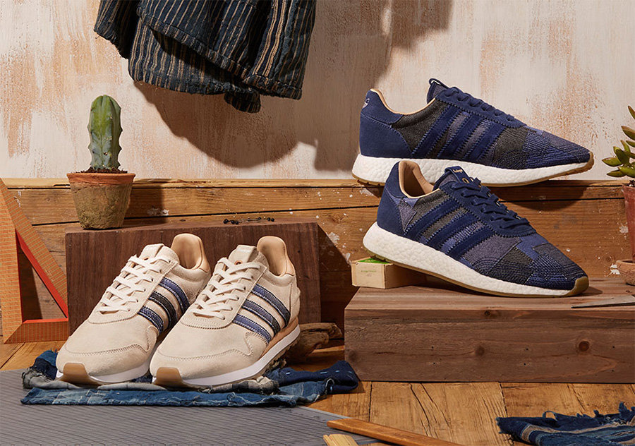 BY2104,Iniki,adidas BY2104 补丁单宁!这双三方联名的 Iniki 将在全球发售