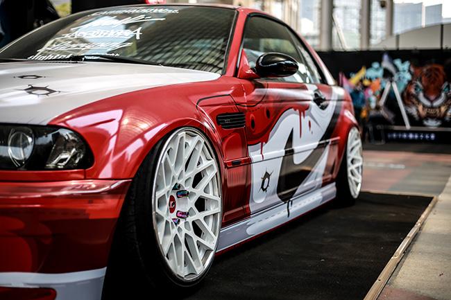 除了炫酷的 aj1 x bmw 改装车,潮流文化季还有这些精彩!
