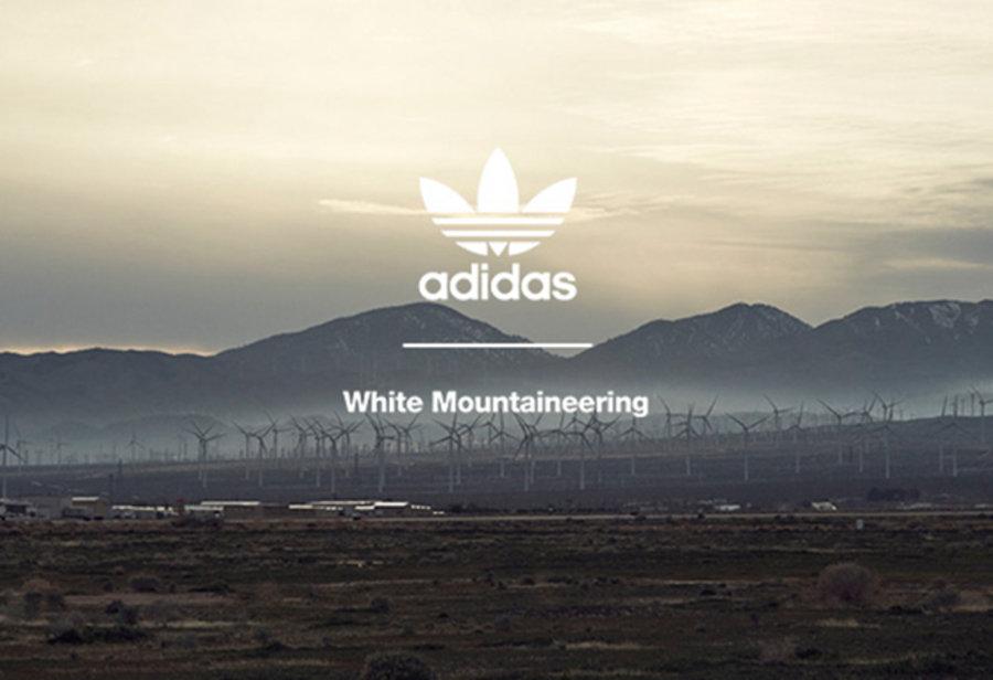 adidas,White Mountaineering  官网链接已出!adidas x White Mountaineering 明早 10 点发售